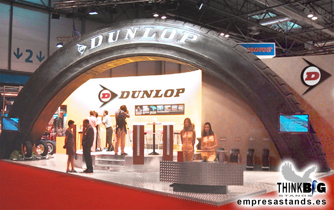 Dunlop en motortec