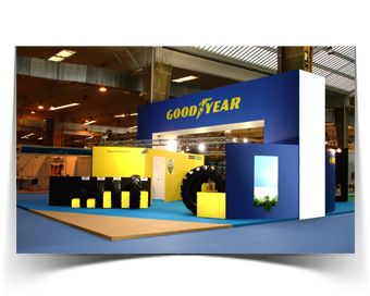 Stand ferial Good year
