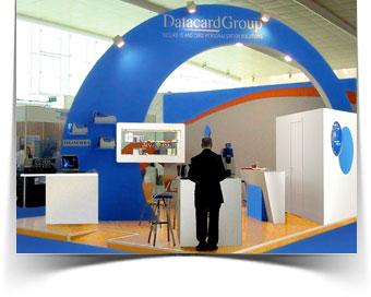 Stand ferial Madrid